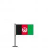 Tischflagge Afghanistan
