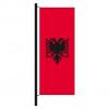 Hisshochflagge Albanien