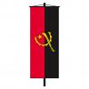 Banner-Fahne Angola