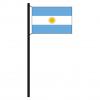 Hissflagge Argentinien