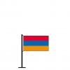 Tischflagge Armenien