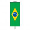 Banner-Fahne Brasilien