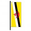 Hisshochflagge Brunei