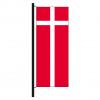 Hisshochflagge Dänemark