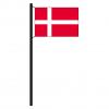 Hissflagge Dänemark