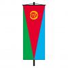 Banner-Fahne Eritrea