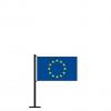 Tischflagge Europäische Union