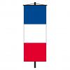 Banner-Fahne Frankreich