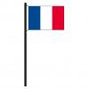 Hissflagge Frankreich