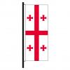 Hisshochflagge Georgien