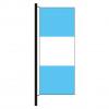 Hisshochflagge Guatemala