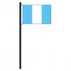 Hissflagge Guatemala
