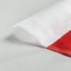 Option: mit Hohlsaum aus Gurtband für Ausleger-Masten