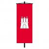Banner-Fahne Hamburg