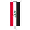 Banner-Fahne Irak