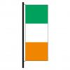 Hisshochflagge Irland
