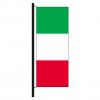 Hisshochflagge Italien