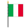 Zimmerfahne Italien
