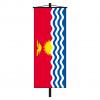 Banner-Fahne Kiribati