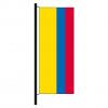 Hisshochflagge Kolumbien