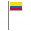 Hissflagge Kolumbien