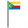 Hissflagge Komoren
