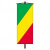Banner-Fahne Kongo