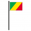 Hissflagge Kongo