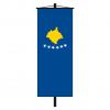 Banner-Fahne Kosovo