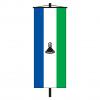 Banner-Fahne Lesotho