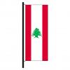 Hisshochflagge Libanon
