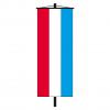 Banner-Fahne Luxemburg