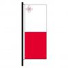 Hisshochflagge Malta