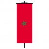 Banner-Fahne Marokko
