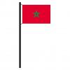 Hissflagge Marokko