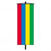 Banner-Fahne Mauritius