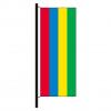 Hisshochflagge Mauritius