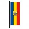 Hisshochflaggen Mecklenburg