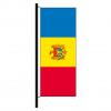 Hisshochflagge Moldawien