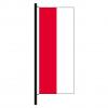 Hisshochflagge Monaco