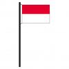 Hissflagge Monaco