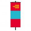 Banner-Fahne Mongolei