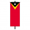 Banner-Fahne Osttimor / Timor-Leste