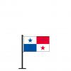 Tischflagge Panama