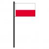 Hissflagge Polen