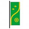 Hisshochflagge Schenefeld