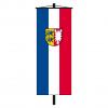 Banner-Fahne Schleswig-Holstein mit Bürgerwappen