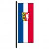 Hisshochflagge Schleswig-Holstein Dienstflagge