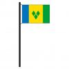 Hissflagge St. Vincent und die Grenadinen