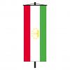 Banner-Fahne Tadschikistan